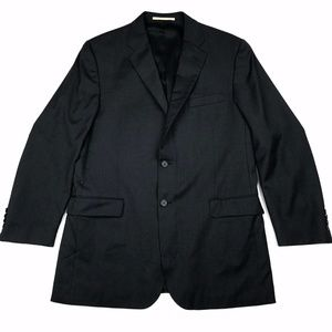 Burberry Bond Street Super 100's Blazer 44 Long